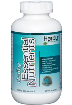 Daily Essential Nutrients, micronutrients, adhd, mental health